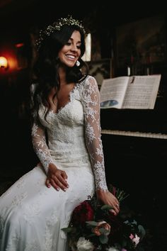New White Sheath Lace Boho Wedding Dresses Cheap Long Sleeve Country Wedding Dre. - - New White Sheath Lace Boho Wedding Dresses Cheap Long Sleeve Country Wedding Dresses Elegant Berta Saudi Arabia Trail Wedding Bridal Gowns Source by Wedding Dress Sleeves, Dream Wedding Dresses, Wedding Dress Styles, Boho Wedding, Wedding Gowns, Wedding Day, Lace Sleeves, Wedding Ceremony, Mermaid Wedding