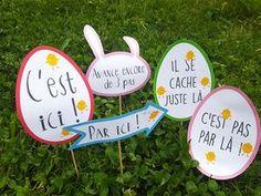 """Par ici la chasse aux œufs A-qui-S ! - La communauté des """"Pas-Perdus"""" d'A‑qui‑S !"""