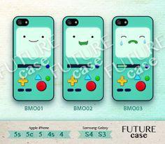 Beemo, Adventure Time, BMO, iPhone 5 Case iPhone 5c Cover iPhone 5s Skin iPhone 4 Case iPhone 4s Cover phone skin cover skin