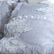 arte pura pillow 100% linen - amazing work