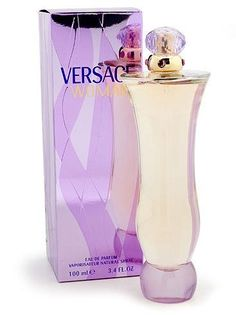 Versace Woman perfume- discontinued now but such a nice scent