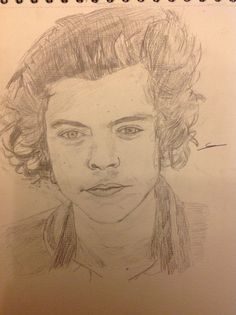 Harry styles (by me)