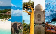 Conoce 10 lugares turísticos que podrían desaparecer