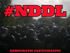 "le nouvel LP de #NDDL: ""DEMOCRATIE PARTICIPATIVE"""