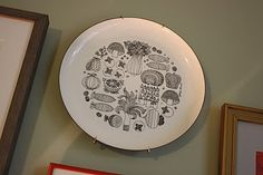 I love this Georges Briard plate
