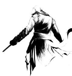 Assassin's Creed  -  Altaïr (Artwork)