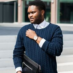 GUESS watches are trendy and perfect for the business casual.