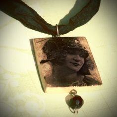 polymer clay image transfer