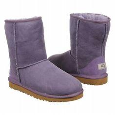 UGG Boots Classic Short (Purple Sage) - Kids' UGG Boots - SALE $119.95