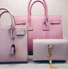 Ne cherchez plus, la couleur tendance en ce moment c'est le rose bonbon !  www.leasyluxe.com #pink #sweet #leasyluxe