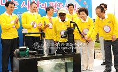 생명을 전해준 국제위러브유운동본부(iwf장길자회장 새생명복지회) 물펌프지원