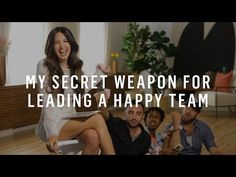 Love Languages: My Secret Weapon For Leading A Happy Team I like how she exudes fun and classiness at the same time. I want my brand to do something similar.