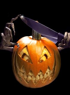 Cool Pumpkin Carving Ideas