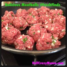 Delicious Meatballs With the Help of Lucky Supermarket Pick 5 Beef Recipes, Healthy Recipes, Healthy Foods, Yummy Recipes, Good Food, Yummy Food, Awesome Food, Beef Welington, Tasty Meatballs
