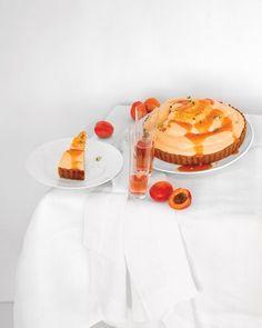 Apricot Chiffon Pie - Martha Stewart Recipes