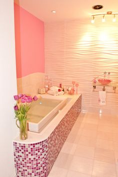 #girly bathroom ideas