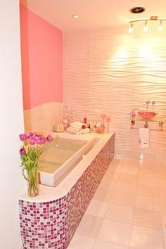 #girly bathroom ideas