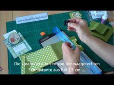 Basteln einer Ziehkarte.wmv - YouTube