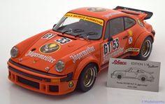 Porsche 934 RSR, Nurburgring 1976, No.GT53, Kelleners. Schuco, 1/18, No.00335, Limited Edition 2000 pcs. 170€
