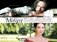 Moliere: A french movie about the playwright Moliere and how love and events in his life inspired his comedies.