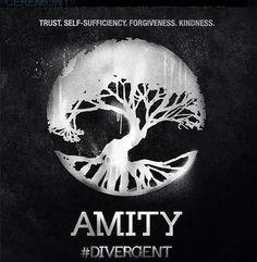 Amity movie faction symbol