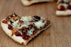 Homestyle Beef Pan Pizza