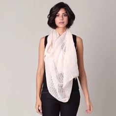Image result for eileen fisher scarf tying