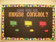technology bullentin board ideas | bulletin board ideas for computer classroom | Bulletin Board Ideas ...