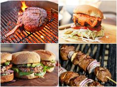 The Pimento-Jalapeno one...yum! 23 Burgers and Steaks for Your Memorial Day Grill