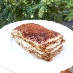 Abonett tiramisu // fitness tiramisu // #health #breakfastideas #breakfast #breakkie #fitness #fittenfinom Tiramisu, Pancakes, Sandwiches, Snacks, Breakfast, Health, Ethnic Recipes, Fitness, Food