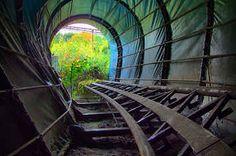 Los 18 lugares abandonados más inquietantemente hermosos en Alemania