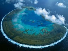Great Barrier Reef Lady Musgrave Island, Australia