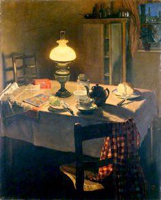 "Isabel Codrington ""Evening"" 1925"