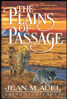 The Plains of Passage, by Jean M Auel - finding this heavy going, so have resorted to a lot of skimming.