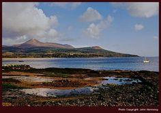 Goatfell & Meall Breac, Brodick, Isle of Arran, Scotland