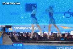 Olympic Swimming.. HAHAHAHAHAHA #lolsx