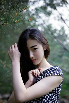 One of the most beautiful chinese model Pretty People, Beautiful People, Beautiful Asian Women, Beautiful Boys, Ulzzang Girl, Japanese Girl, Pretty Face, Asian Woman, Pretty Woman
