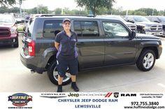 https://flic.kr/p/yBxSVz | #HappyBirthday to Darlene from Kenneth Blythe  at Huffines Chrysler Jeep Dodge Ram Lewisville! | deliverymaxx.com/DealerReviews.aspx?DealerCode=XMLJ