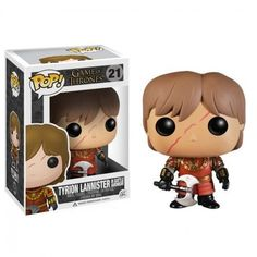 Game of Thrones POP - Figur - Tyrion Lannister in Battle Armour