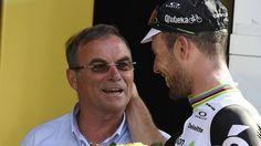 Bernard Hinault - Mark Cavendish  TOUR DE FRANCE 2016 - Avec un 29e succès sur le Tour, Mark Cavendish a de nouveau écrit un peu plus sa légende sur la plus grande course au monde. De retour à son meilleur niveau, le Britannique ne s'arrête plus. Cavendish...