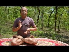 Develop flexibility for Yoga (Padmaasan - Lotus Posture) w/ Eng Subs - YouTube