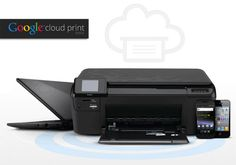 How to Setup and Print Wirelessly With Google Cloud Print