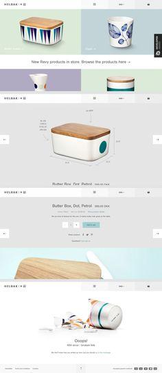 Helbak Ceramics - Site of the Day March 11 2015 Web Design Awards, Entrepreneurship, March, Ceramics, Ceramica, Pottery, Ceramic Art, Porcelain, Mac