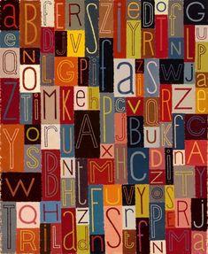 Martin Jarrie: L'Alphabet Fabuleux