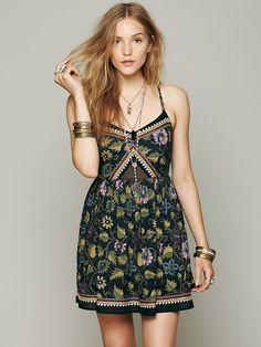 Free People Harvest Embroidery Dress http://www.freepeople.co.uk/whats-new/harvest-embroidery-dress/