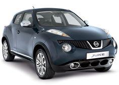 Nissan Juke - my next car...coming soon!