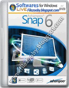 Ashampoo Snap 6.0.10 - Moviescracky