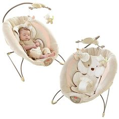 Fisher-Price My Little Snugapuppy Deluxe Bouncer Just $35.99! Down From $60!