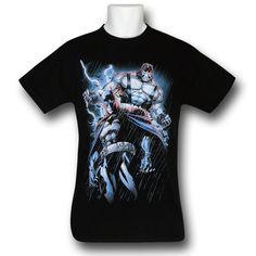 Batman Aztec Fill Adult T-Shirt