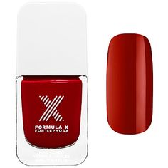 New Classics - Formula X For Sephora | Sephora in Lipstick Red #SephoraSweeps